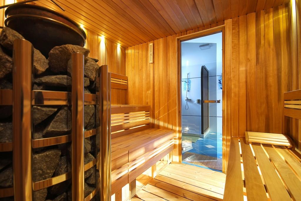 Sauna Vila Moldavia Class5